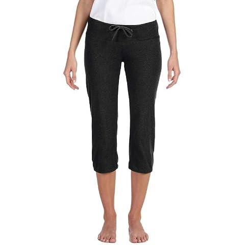 De mariposas de elle Jane + lienzo para mujer 'hornacina - morado para hombre profundidad de Capri - de mujer para de' Capri, Mujer, color negro, tamaño US X-Large