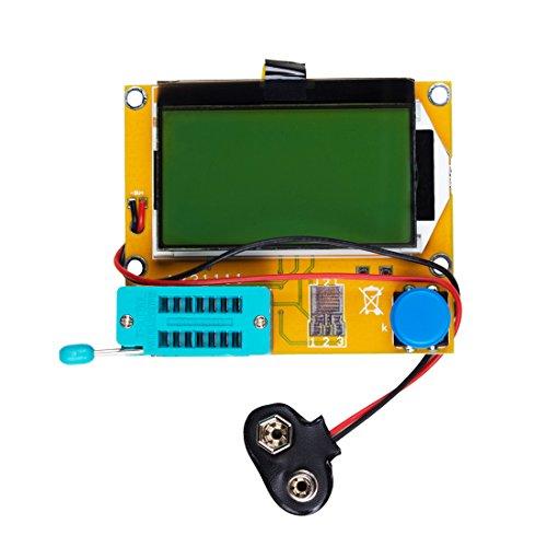 Aexit LCR T4 ESR Messgerät Transistor Tester Diode Triode Kapazität SCR Induktivität