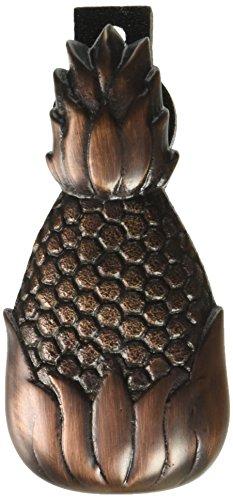 Gastfreundschaft Ananas Klingeln, Ringer-geölt Bronze