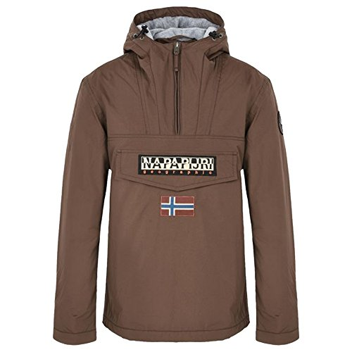 Napapijri Herren Jacke RAINFOREST WINTER 1 N0YGNJ Wenge