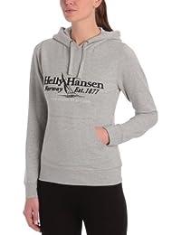 Helly Hansen W Graphic Hoodie Sweat avec capuche femme