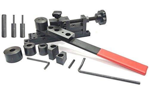 Precisión Universal Máquina doblar manualmente barra