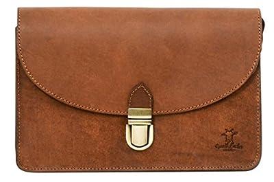 """Sac à main - Gusti Cuir studio """"Zoey"""" sac à bandoulière vintage sac pour sortir rétro sac pour tous les jours homme femme cuir de vachette 2H87-33-1-7-9 S"""