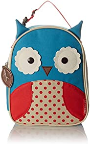 Skip Hop Zoo Lunchie Insulated Lunch Bag - Owl (Multicolor)
