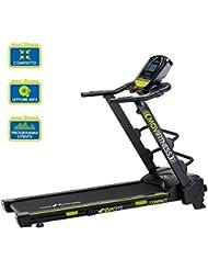 Movi Fitness Tapis de course pliable fitness course musculation Sport programmes MP3