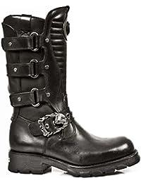 Amazon.es  New Rock - Hebilla   Zapatos  Zapatos y complementos d718cb12c471