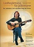 LIEDBEGLEITUNG FUER JEDERMANN - arrangiert für Gitarre [Noten / Sheetmusic] Komponist: TESCHNER HANS JOACHIM