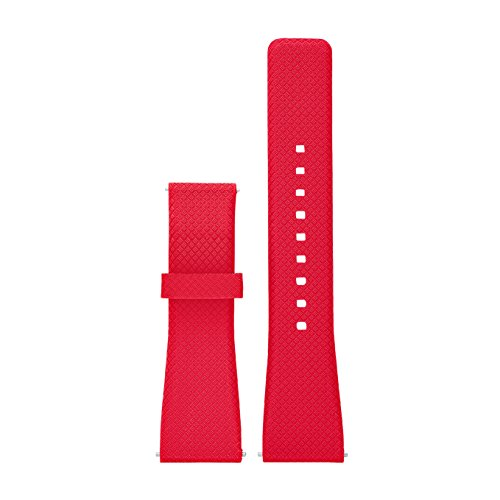 Michael Kors Damen Silikon Uhrenarmband 22 mm MKT9003