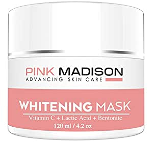 Pink Madison Skin Whitening Cream