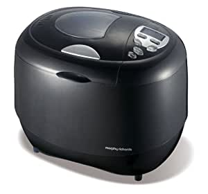 Morphy Richards 48248 Compact Breadmaker Graphite
