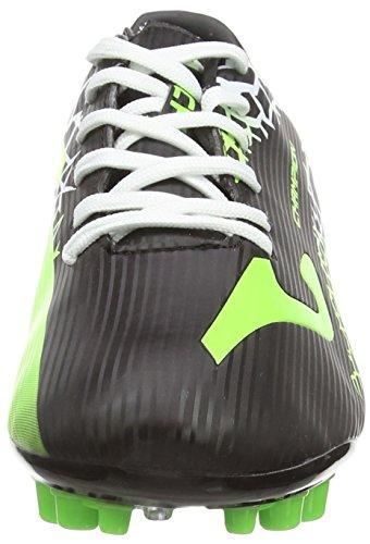 JOMA - chaw.501.pa10,5 - Chaussures De Football, Mixte adulte noir / Vert 501