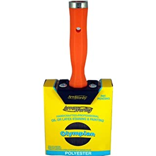Arroworthy 267-003 6-Inch Polyester Blend Olympian Stainer Brush by Arroworthy