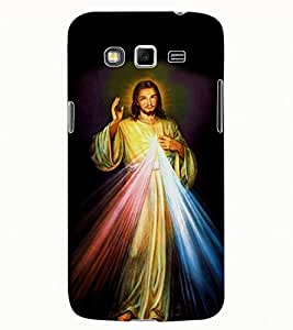 ColourCraft Lord Jesus Design Back Case Cover for SAMSUNG GALAXY GRAND 2 G7102 / G7106