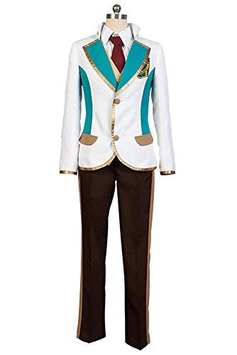 High School Star Musical Toru Nayuki Cosplay Kostüm Herren (Musical School Kostüme High Erwachsene)