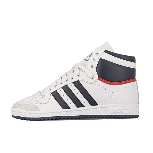 adidas Top Ten Hi Schuhe White/Blue