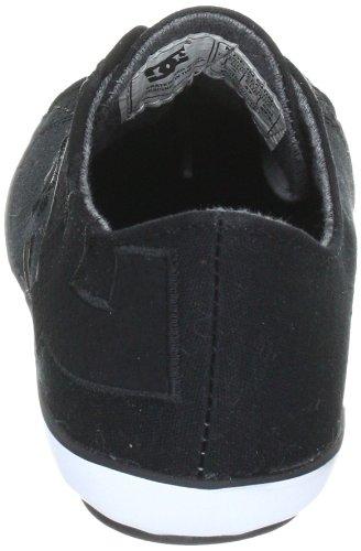 DC Shoes Cleo H Womens D0303352H Damen Sneaker Schwarz (Black/White BKW)