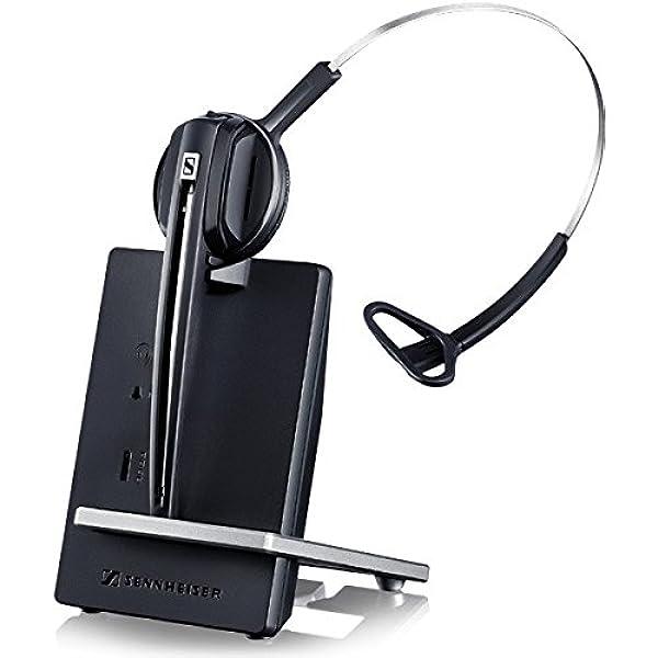 Sennheiser D 10 Phone Kits Headset Anschluss Elektronik