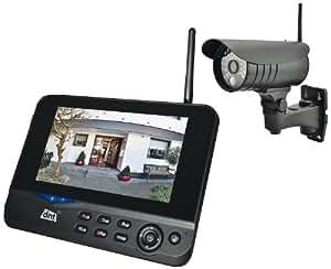 QuattSecure-IP Starterset, Videoüberwachungssystem mit Smartphone App
