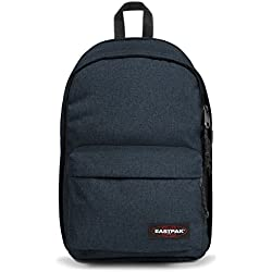 Eastpak Back To Work Sac à dos, 43 cm, 27 L, Bleu (Triple Denim )
