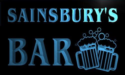 w029750-b-sainsburys-nom-accueil-bar-pub-beer-mugs-cheers-neon-sign-biere-enseigne-lumineuse