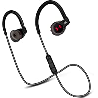 Under Armour - Sport wireless heart rate (engineered by JBL), auriculares intraaurales inalámbricos con monitorización del ritmo cardíaco para deportistas, negro