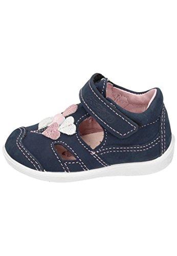 Ricosta Pepino Baby Maedchen Sandalen pink, 400235-43 Bleu - Bleu