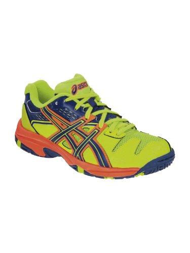 Chaussures Junior Asics Gel Blast 5 jaune fluo/orange Green