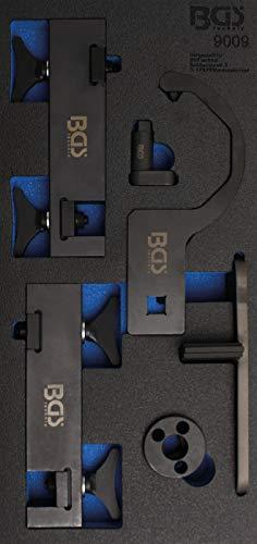 BGS 9009   Motor-Einstellwerkzeug-Satz   für Jaguar, Land Rover 5.0 V8