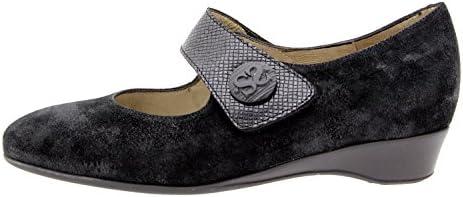 PieSanto Calzado Mujer Confort de Piel 9726 Zapato Mary-Jean Casual Cómodo Ancho