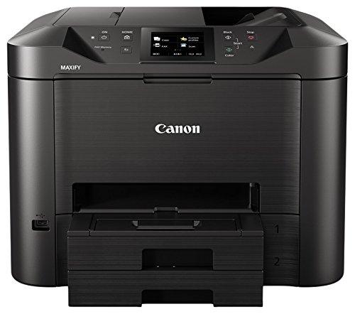 Canon Maxify MB5450 Stampante Multifunzione Inkjet, 24 ipm...