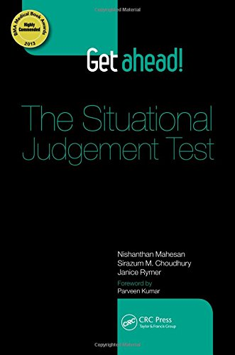 Get ahead! The Situational Judgement Test