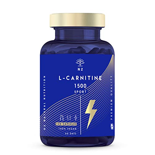412pjPEmQSL. SS500  - Natural L CARNITINE 1500 Capsules. Fat Burner Pills Supplement. Improves Sports Performance Weight Loss Provides Energy…