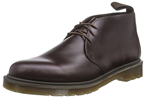 Dr. martens :  rAY analine bottes chukka pour homme Marron (dk. Brown)