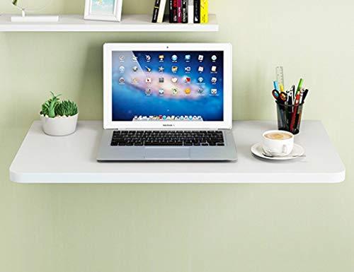 Dongy Wandklapptisch Massivholz Klapptisch Schreibtisch Haushalt Klappbarer Computertisch
