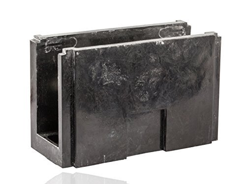 Power Distribution and Terminal Block, Connector Blok - Single Primary - Multiple Secondary, 350MCM-6 AWG Line and 4-14 AWG Load Side Configuration, 1.71 Width, 2.62 Height, 4.00 Length by NSI Nsi Power Distribution Blocks