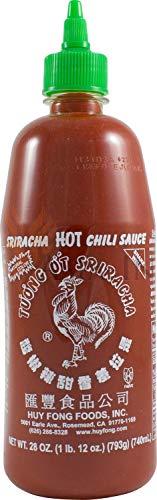 Huy Fong Foods SRIRACHA Hot Chili Sauce scharf, 740 ml