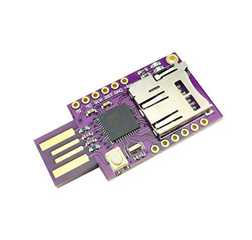 Aihasd TF MicroSD Micro SD Karte Slot Badusb USB Virtuelle Tastatur ATMEGA32U4 Modul für Arduino Leonardo R3 Bad USB