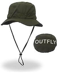 TININNA Pieghevole Leggero Protezione UV Asciugatura Rapida Cappello da  Pescatore Berretti Visiera di Sole Cappello per Viaggio Spiaggia Ciclismo… 867158ee3944