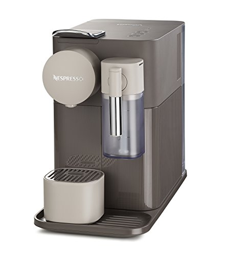 Nespresso by De'Longhi EN500BW Coffee Machine - Mocha Brown Best Price and Cheapest