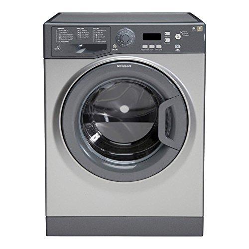 Hotpoint WMXTF842G Xtra 8kg 1400rpm Freestanding Washing Machine - Graphite
