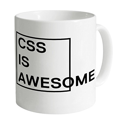 CSS Is Awesome Tasse