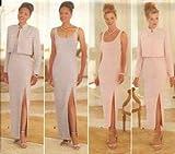 Butterick Butterick Pattern 4778 Nicole Miller Evening Dress and Jacket, Size 6-8-10