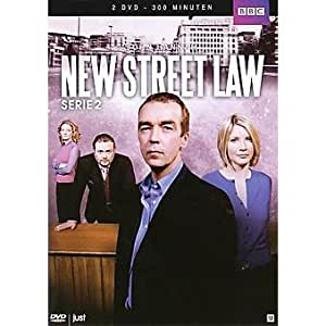 New Street Law - Complete Series 2 [DVD]