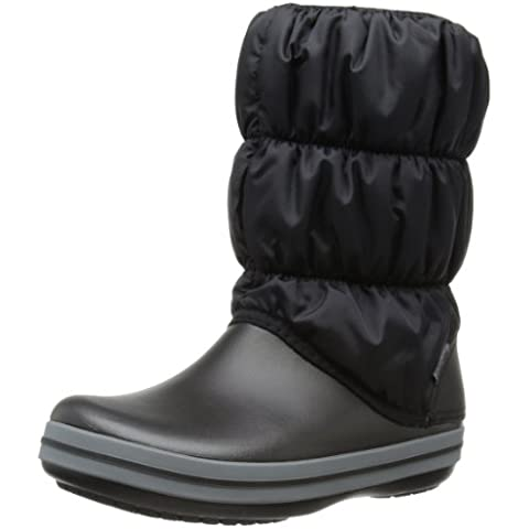 Crocs Winter Puff Boot - Botas de nieve, Mujer