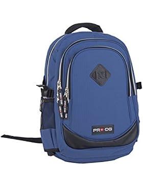Rucksack PRO-DG running 44cm block arbeitstasche tasche schule freizeit M274 Blu royal