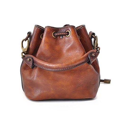 Bruce Sorano Pratesi Marrone a borsetta 15 B501 piccola Marrone sacco d07aFx7qw
