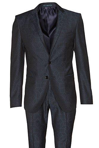 BOSS Anzug Rocco/Wyatt aus Schurwolle 50318071 Herren, Dunkelblau, 54