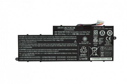 Batterie originale pour Acer Aspire E3-111, E3-112, ES1-111, V3-111, V3-111P, V5-122P, V5-132, V5-132P