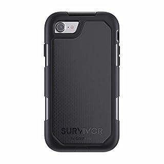 Griffin Survivor Summit Robuste Schutzhülle Case für Apple iPhone 7 - Schwarz (B01KOXEUZ8) | Amazon Products