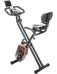 skandika Unisex Foldaway X-1000 Plus Fitnessbike